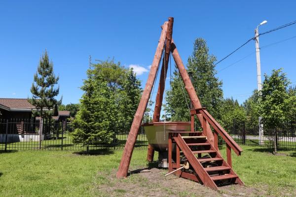 Усадьба на природе – отдых в русских традициях