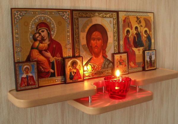Православные иконы — должны ли быть они в доме?